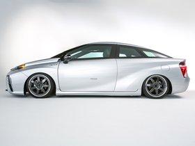 Ver foto 2 de Toyota Mirai Back To The Future 2015