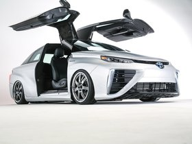 Fotos de Toyota Mirai Back To The Future 2015