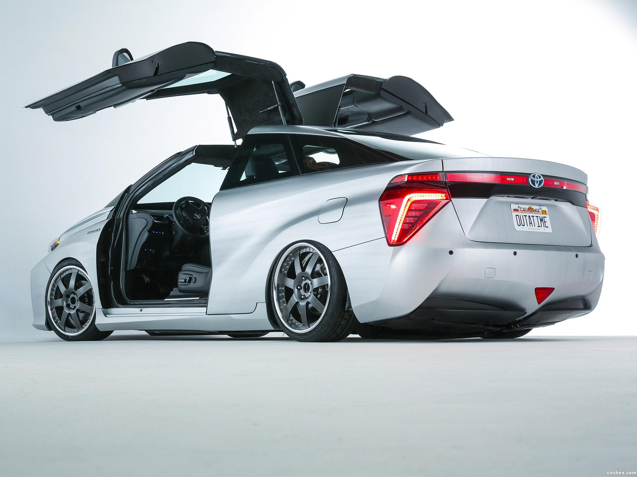 Foto 5 de Toyota Mirai Back To The Future 2015