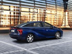 Ver foto 21 de Toyota Mirai Europe 2015