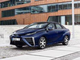 Ver foto 20 de Toyota Mirai Europe 2015