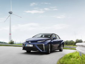 Ver foto 17 de Toyota Mirai Europe 2015