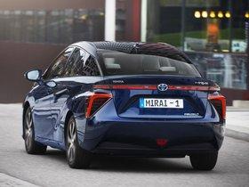 Ver foto 15 de Toyota Mirai Europe 2015