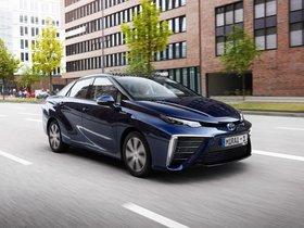 Ver foto 14 de Toyota Mirai Europe 2015