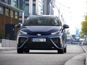 Ver foto 13 de Toyota Mirai Europe 2015