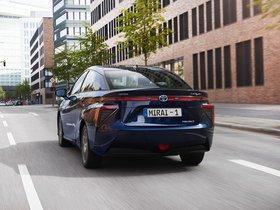 Ver foto 12 de Toyota Mirai Europe 2015