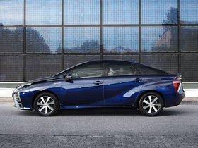 Ver foto 10 de Toyota Mirai Europe 2015