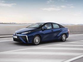 Ver foto 8 de Toyota Mirai Europe 2015