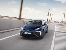 Ver foto 7 de Toyota Mirai Europe 2015