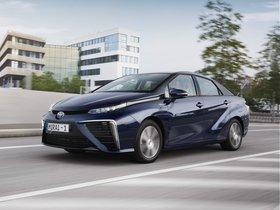 Ver foto 6 de Toyota Mirai Europe 2015