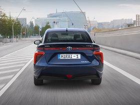 Ver foto 5 de Toyota Mirai Europe 2015