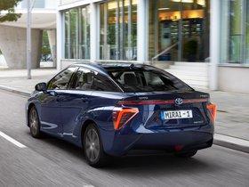 Ver foto 4 de Toyota Mirai Europe 2015