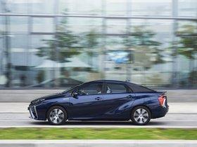 Ver foto 3 de Toyota Mirai Europe 2015