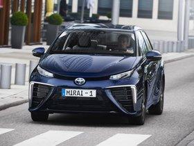 Ver foto 2 de Toyota Mirai Europe 2015