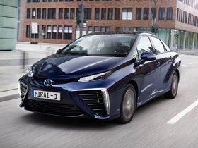 Fotos de Toyota Mirai Europe 2015