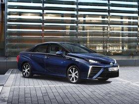 Ver foto 24 de Toyota Mirai Europe 2015