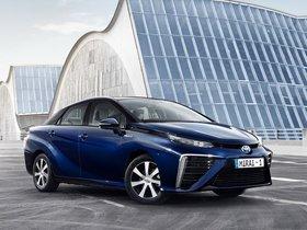 Ver foto 23 de Toyota Mirai Europe 2015