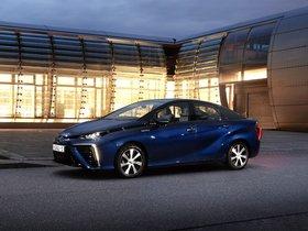 Ver foto 22 de Toyota Mirai Europe 2015