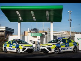 Ver foto 4 de Toyota Mirai Police UK  2018