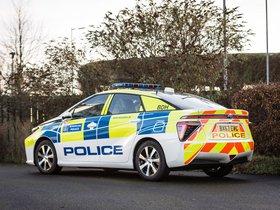 Ver foto 3 de Toyota Mirai Police UK  2018