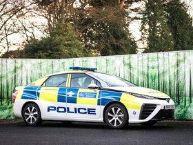 Ver foto 2 de Toyota Mirai Police UK  2018
