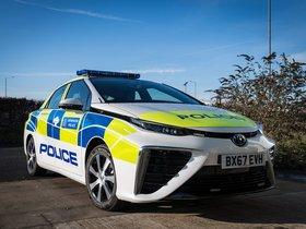 Fotos de Toyota Mirai Police UK  2018