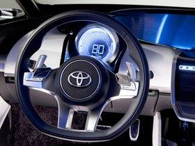 Ver foto 15 de Toyota NS4 Plug-in Hybrid Concept 2012