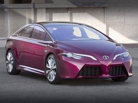 Ver foto 1 de Toyota NS4 Plug-in Hybrid Concept 2012