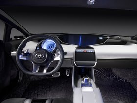 Ver foto 14 de Toyota NS4 Plug-in Hybrid Concept 2012