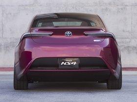Ver foto 12 de Toyota NS4 Plug-in Hybrid Concept 2012