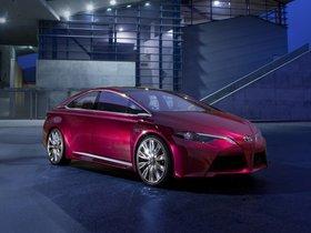 Ver foto 7 de Toyota NS4 Plug-in Hybrid Concept 2012