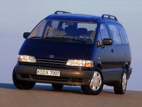 Fotos de Toyota Previa 1990