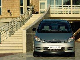 Ver foto 11 de Toyota Previa 2000