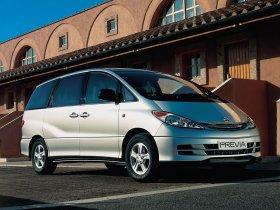 Ver foto 7 de Toyota Previa 2000