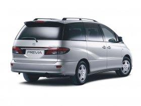 Ver foto 20 de Toyota Previa 2000