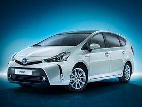Fotos de Toyota Prius+ 2015