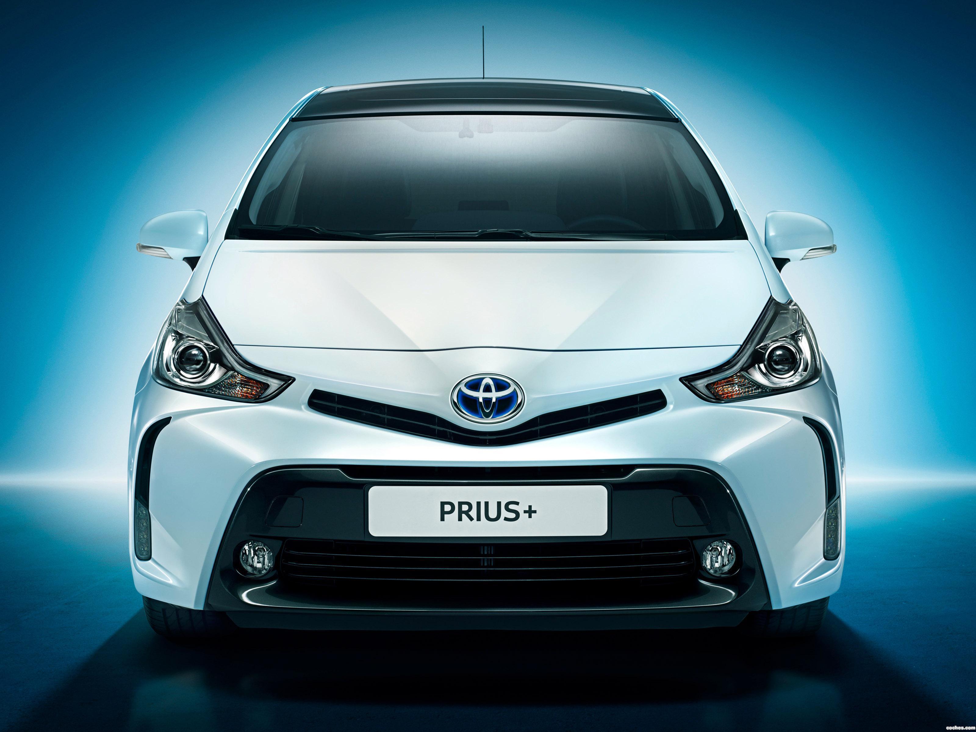 Foto 0 de Toyota Prius+ Advance 2015