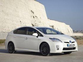 Ver foto 5 de Toyota Prius 10th Anniversary Limited Edition 2010