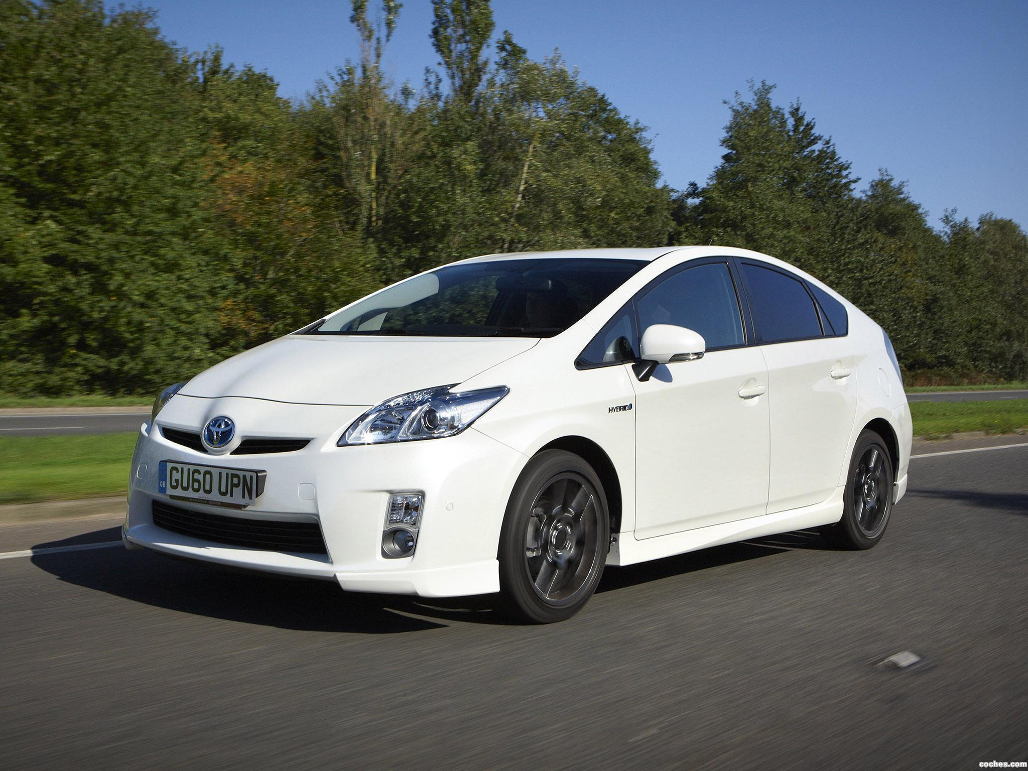 Foto 0 de Toyota Prius 10th Anniversary Limited Edition 2010