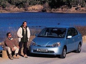 Ver foto 14 de Toyota Prius 2000
