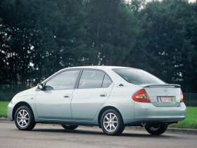 Ver foto 5 de Toyota Prius 2000