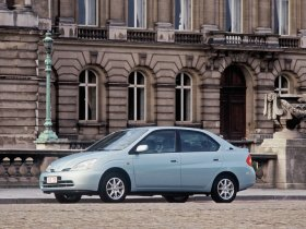 Ver foto 4 de Toyota Prius 2000