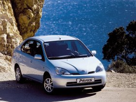 Ver foto 13 de Toyota Prius 2000