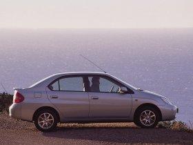 Ver foto 12 de Toyota Prius 2000