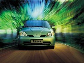 Ver foto 11 de Toyota Prius 2000