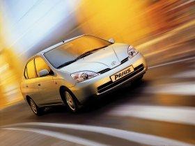 Ver foto 10 de Toyota Prius 2000