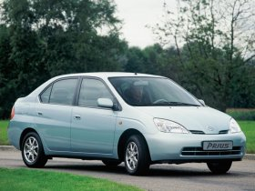 Ver foto 8 de Toyota Prius 2000