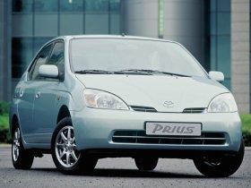 Ver foto 7 de Toyota Prius 2000