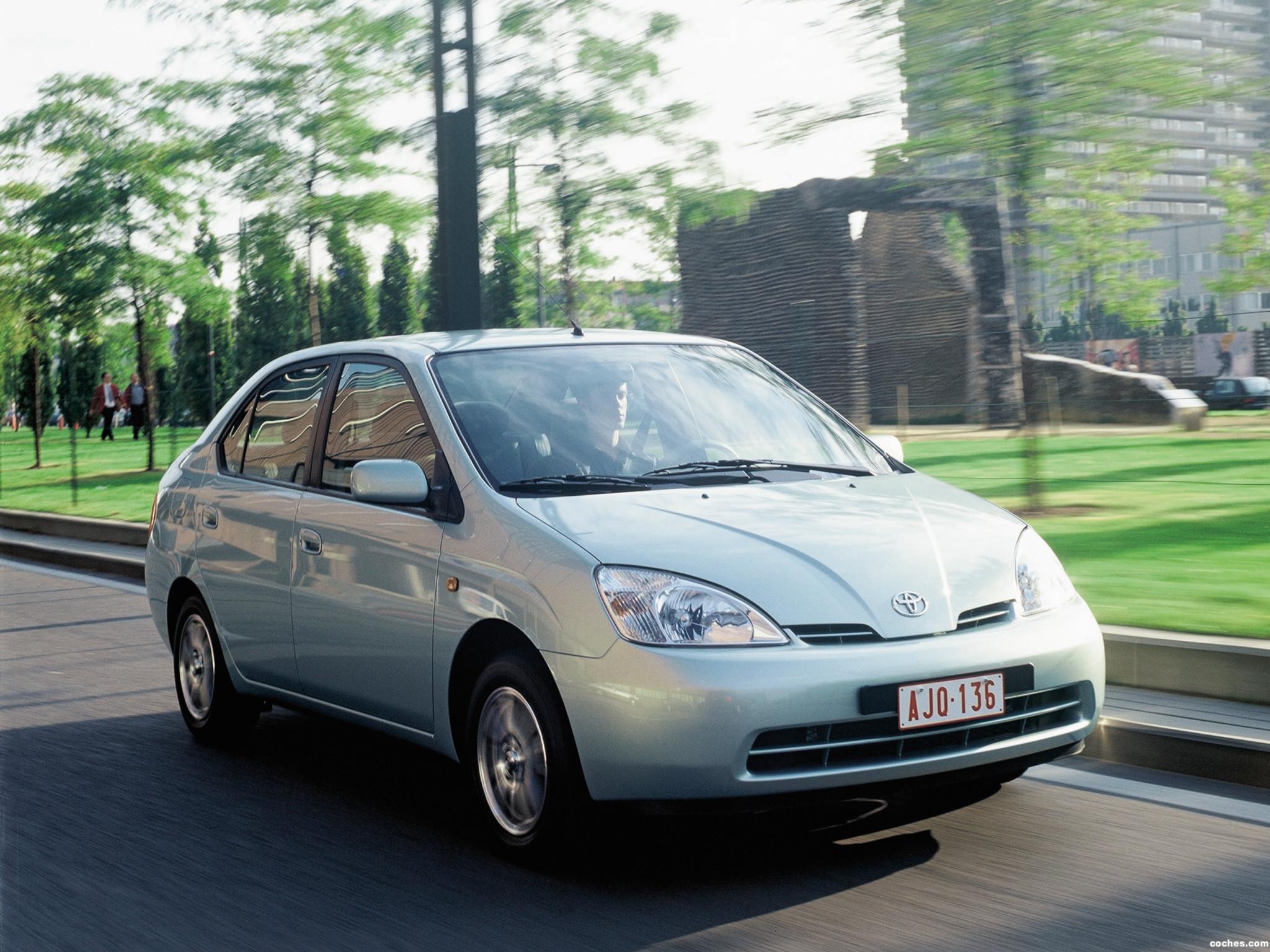 Foto 0 de Toyota Prius 2000