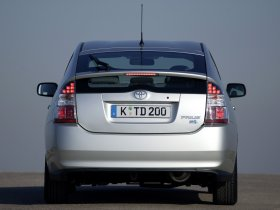 Ver foto 4 de Toyota Prius 2004